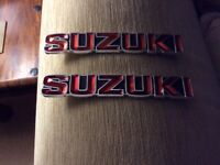 Suzuki gt 750,