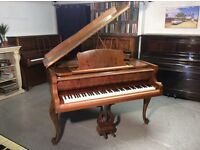 Stunning 1937 Restored Niendorf Baby Grand Piano - DELIVERY AVAILABLE