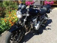 Suzuki bandit 1250.