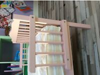 Junior Bed With cool flow mattress. Excellent condition.