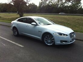 2011 Jaguar XF 2.2TD Luxury Saloon **** FINANCE AVAILABLE ****