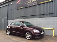 2011 Audi A1 1.6 TDI S-LINE Full Service History Stunning Car. FINANCE AVAILABLE