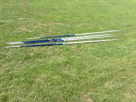 Vinex AERO Javelin 800g White Adult Size (3 Available)