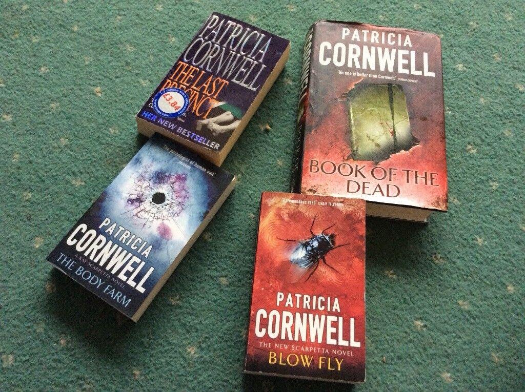 Patricia cornwell books