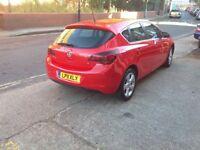 Vauxhall Astra 2011 model AUTOMATIC 1.6 engine