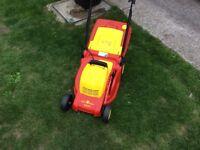 Wolf Garten 2.32 E-1 electric lawn mower