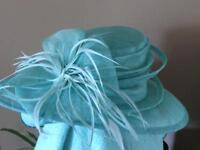 Wedding Hat, worn once