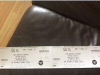 2 x Kiaser Chiefs tickets, Manchester Arena 3rd March