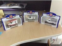 Oxford Diecast model vans limited editions
