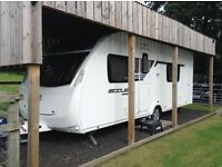 Sterling Eccles 544 Sport Caravan, 4 Berth, Immaculate Condition, Many Extras