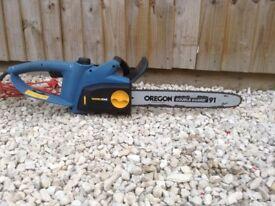 Work zone Ksi 220 electric chainsaw