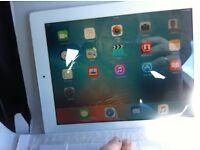 Apple ipad 2 32gb memory white super condition