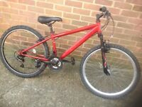 Adults Mountain/Jump Bike Front Suspension 18 sp