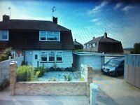 To Rent, Bilsthorpe, 3 Bed Semi, £500 P/M, Garage and off street parking