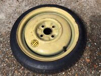 Mazda MX5 Wheel With Tyre