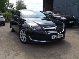 2015 Vauxhall Insignia Techline 2.0 Cdti eco s/s 82k FINANCE AVAILABLE