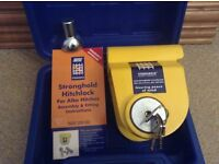 Stronghold SH5412 Alko hitch lock