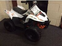 Kayo fox 70cc White quad bike/atv fully auto (BRAND NEW)