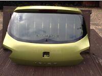 Seat Ibiza 3 door Tailgate 2011