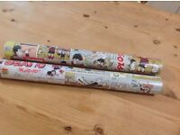 Beano Wallpaper Two rolls 2 New in pack