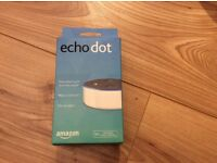 Amazon Echo Dot (2nd Generation.) New in box