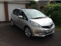 Honda Jazz 1.4 Executive silver, excellent condition