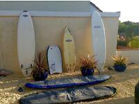 Surfboards/bodyboard for sale