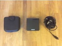 Nintendo Gameboy Advance SP-Just console, no games-Includes case-Immaculate condition