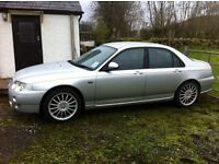 MG ZT 2.5 V6 80000miles 2003 cheap to clear