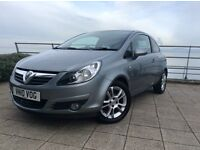 *2010(10)* VAUXHALL CORSA * 1.2 SXI * 16V * F/S/H * 56K MILES * M.O.T * IMMACULATE CONDITION * £2995
