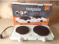 double hotplate
