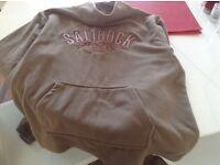 Men's salt rock fleece jumper