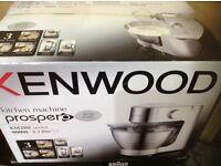 Kenwood Prospero Mixer