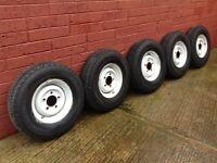 Landrover defender Steel wheels