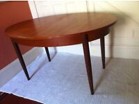 Restored Vintage Dining Table / Can Deliver