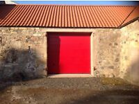 Heated Workshop/Storage Unit to Let, Cupar