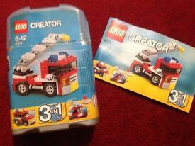 LEGO 3 in 1 plastic boxset