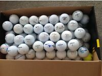 150 Practise /B class golf balls
