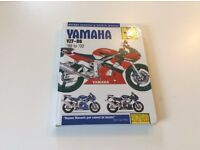 Haynes Yamaha R6 Workshop Manual