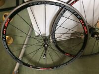 Planet X bike wheels