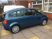 Beautiful Audi A2 1.4 sports for sale
