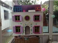 Doll House & Doll House furniture