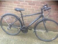 Adults Claud Butler HY Brid And Treking Cycle 21 speed