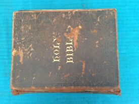Cobbins illustrated family Bible