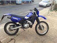 YAMAHA DT R 125cc 2 STROKE LOVELY BIKE!!