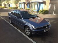 BMW 316 -in good conditions, low mileage, MOT.