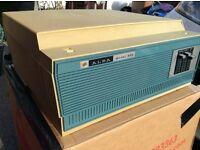 Alba record player model 632