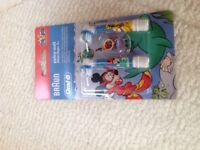 Oral B Disney toothbrush heads
