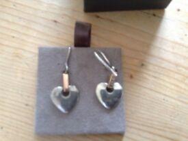 Clogau earrings cariard