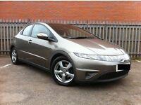 ★ 2006 Honda Civic *44K Miles * 2.2 i-CTDi SE Diesel 5 Door Manual ★px insignia passat mondeo focus